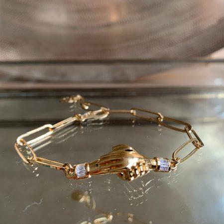 Bracelet Mani in Fede
