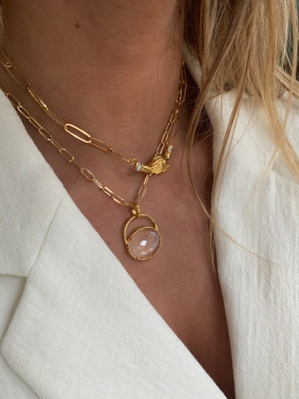 Collier Mani in Fede