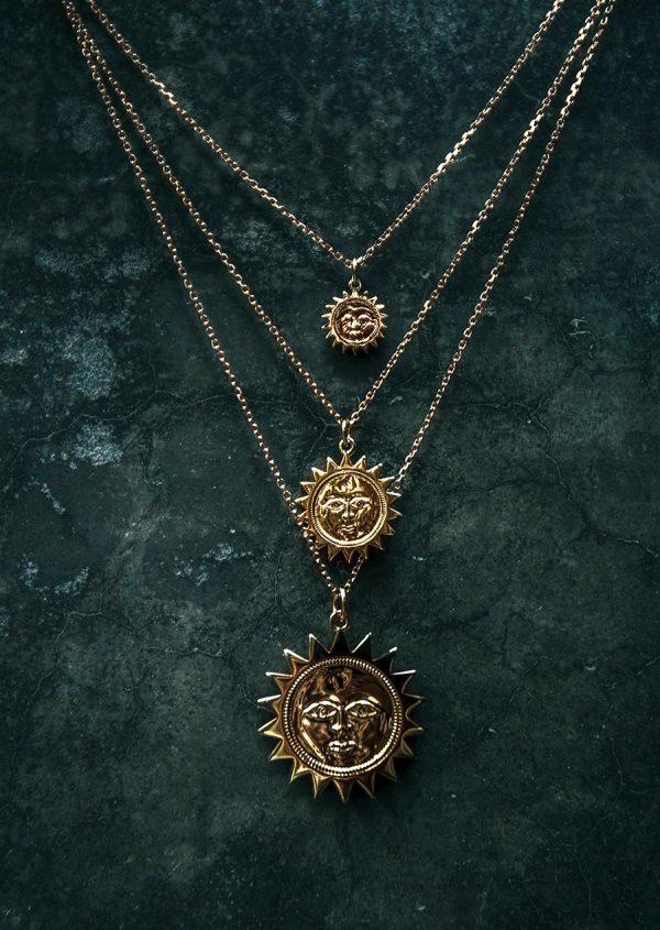 Medaille Soleil