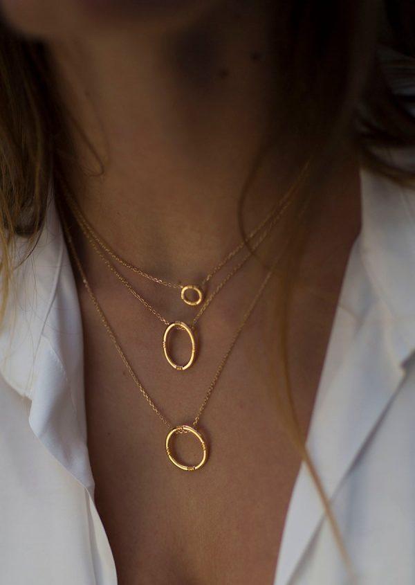 Colliers anneau